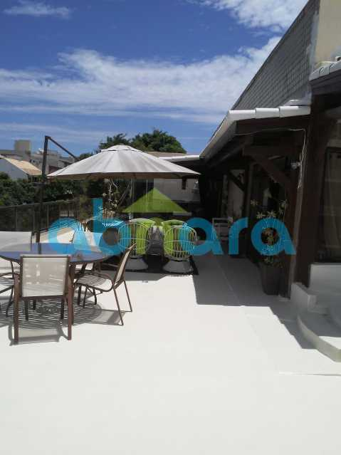 16 - Cobertura com 5 Quartos Barra da Tijuca, 568 m² por R$ 2.750.000 Jardim Oceânico. Rua Paulo Assis Ribeiro.ga - 568m2. - CPCO50016 - 17