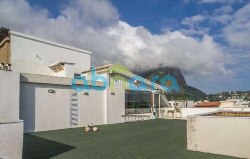 17 - Cobertura com 5 Quartos Barra da Tijuca, 568 m² por R$ 2.750.000 Jardim Oceânico. Rua Paulo Assis Ribeiro.ga - 568m2. - CPCO50016 - 18
