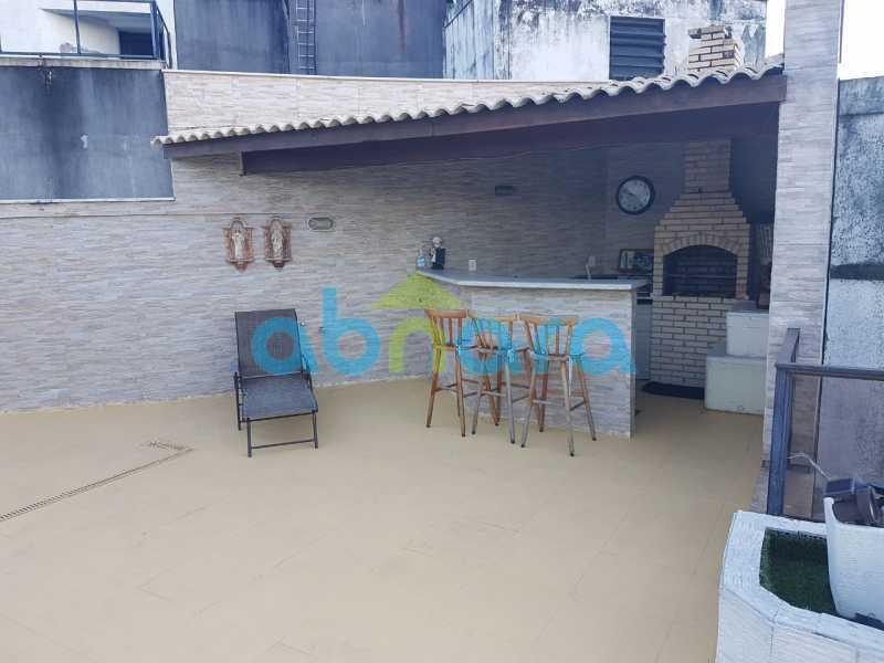 18 - Cobertura com 5 Quartos Barra da Tijuca, 568 m² por R$ 2.750.000 Jardim Oceânico. Rua Paulo Assis Ribeiro.ga - 568m2. - CPCO50016 - 19