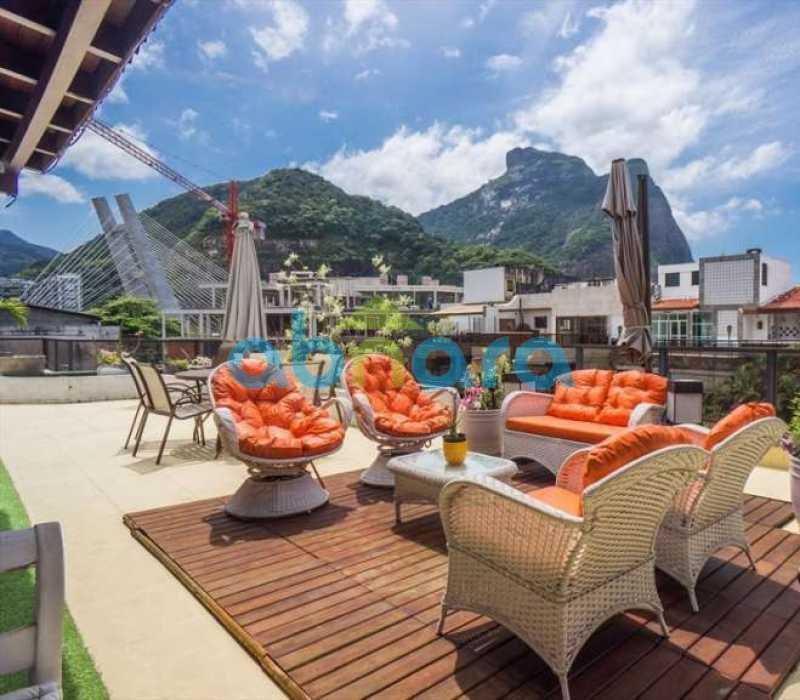 19 - Cobertura com 5 Quartos Barra da Tijuca, 568 m² por R$ 2.750.000 Jardim Oceânico. Rua Paulo Assis Ribeiro.ga - 568m2. - CPCO50016 - 20