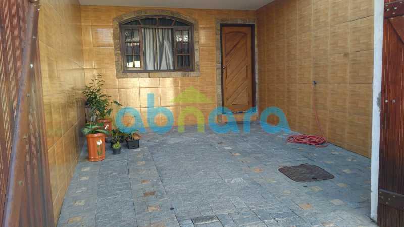 1 - Casa duplex no centro de Campo Grande - CPCA20006 - 1