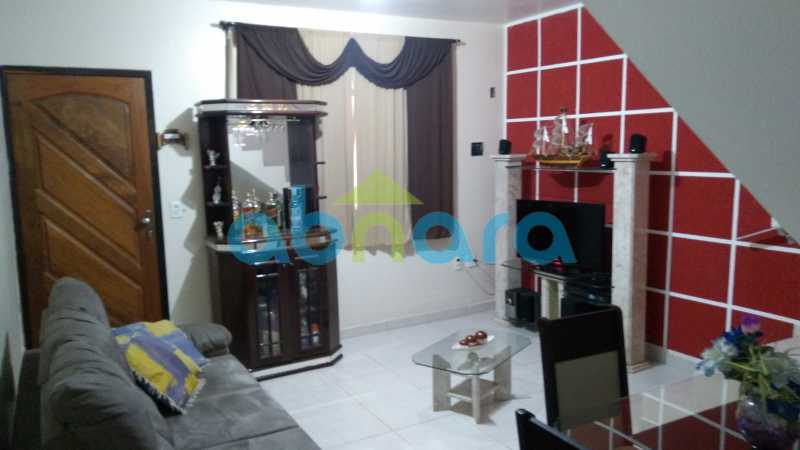 2 - Casa duplex no centro de Campo Grande - CPCA20006 - 3