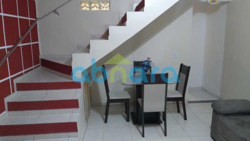 3 - Casa duplex no centro de Campo Grande - CPCA20006 - 4