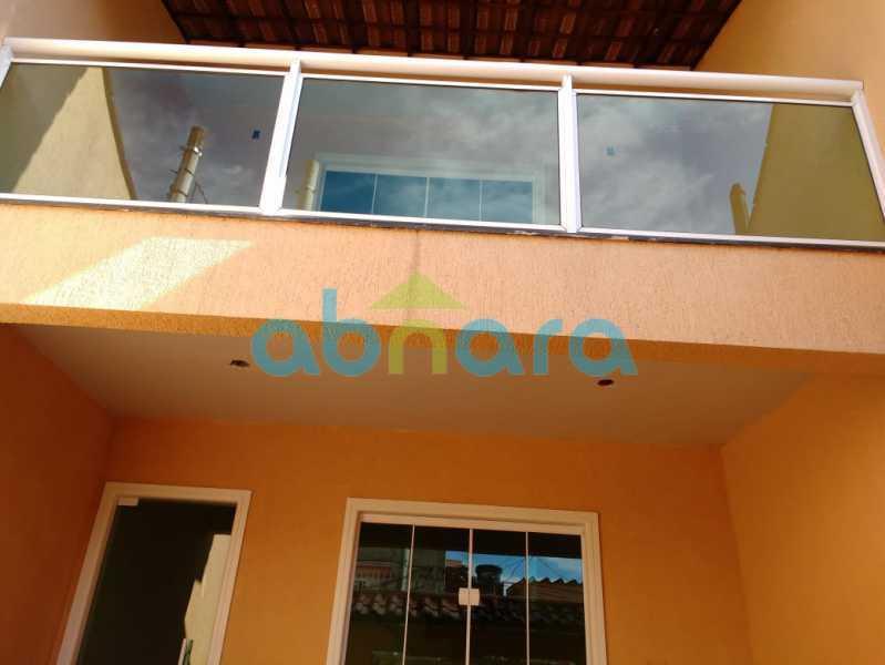7. - Casa duplex em Campo Grande - CPCA20007 - 1