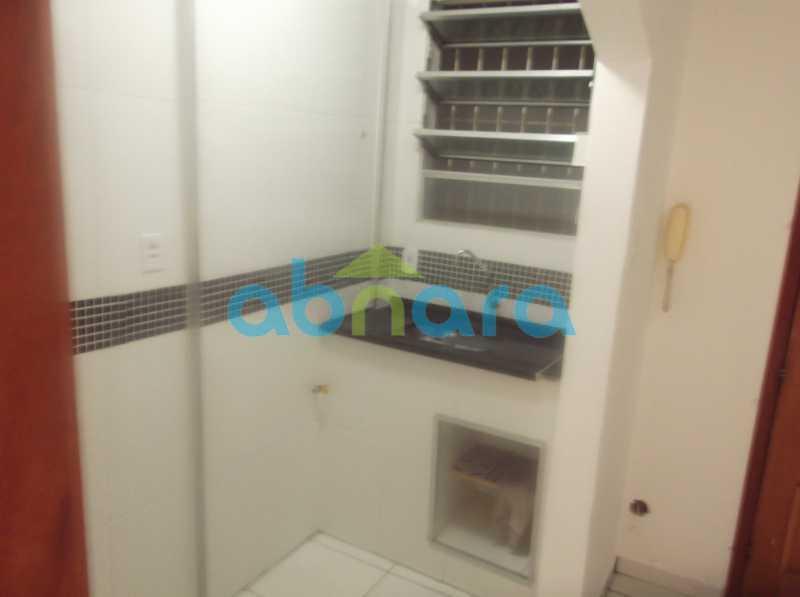 7 - Quarto e Sala - Praia do Flamengo - próximo metro - CPAP10288 - 8