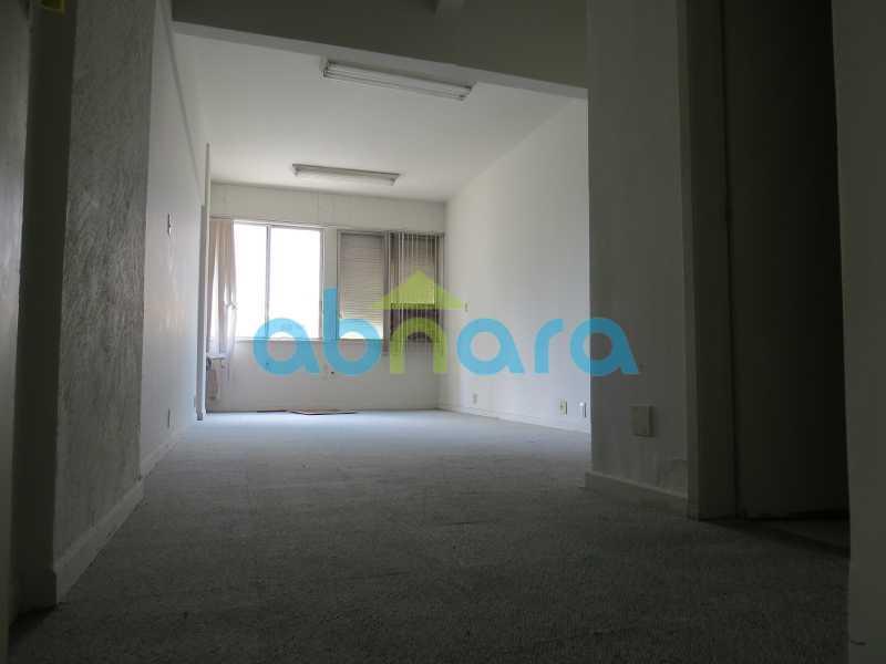 1 - Aluguel sala comercial no Centro - CPSL00056 - 1