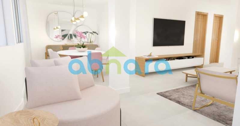 foto 2 - Oportunidade na Glória, apartamento de luxo com sala ampla, 3 suítes vista livre para a praia do Flamengo. - CPAP30783 - 4