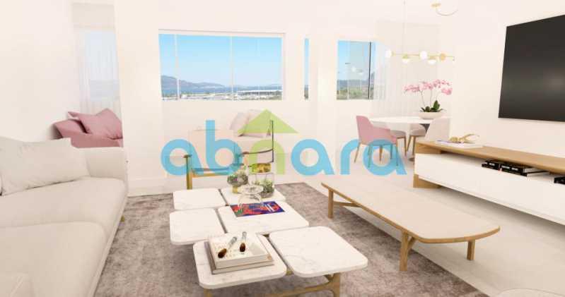 foto3 - Oportunidade na Glória, apartamento de luxo com sala ampla, 3 suítes vista livre para a praia do Flamengo. - CPAP30783 - 5