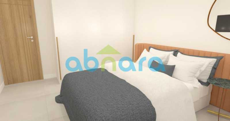 foto6 - Oportunidade na Glória, apartamento de luxo com sala ampla, 3 suítes vista livre para a praia do Flamengo. - CPAP30783 - 7