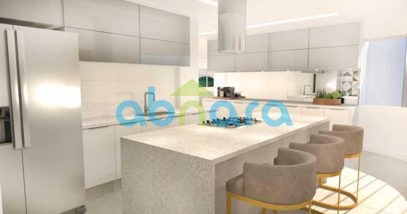 foto10 - Oportunidade na Glória, apartamento de luxo com sala ampla, 3 suítes vista livre para a praia do Flamengo. - CPAP30783 - 11