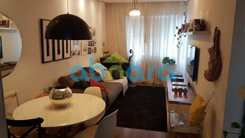 1. - Apartamento Catete, Rio de Janeiro, RJ À Venda, 1 Quarto, 59m² - CPAP10302 - 1