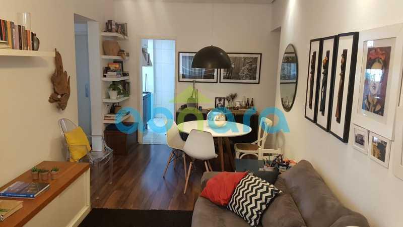 2. - Apartamento Catete, Rio de Janeiro, RJ À Venda, 1 Quarto, 59m² - CPAP10302 - 3