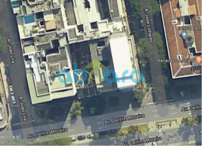 DELFIM AEREA - Casa Leblon, Rio de Janeiro, RJ À Venda, 4 Quartos, 340m² - CPCA40018 - 3