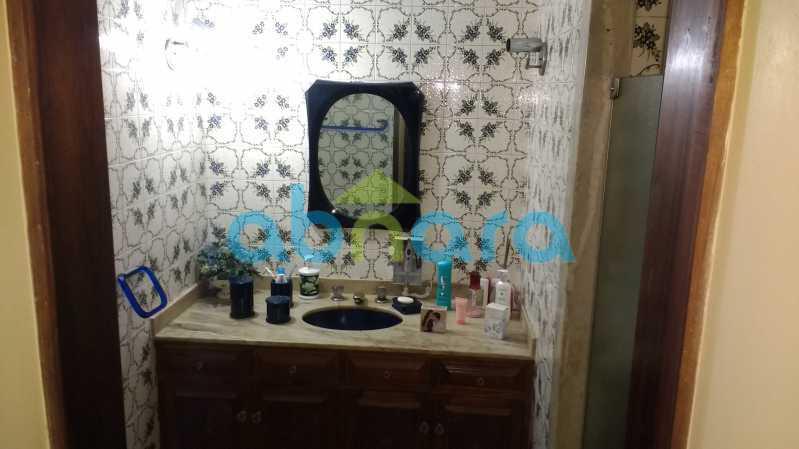Banheiro Suíte - Gávea, Casa, Quatro Suítes, Quatro Vagas - CPCA40019 - 13