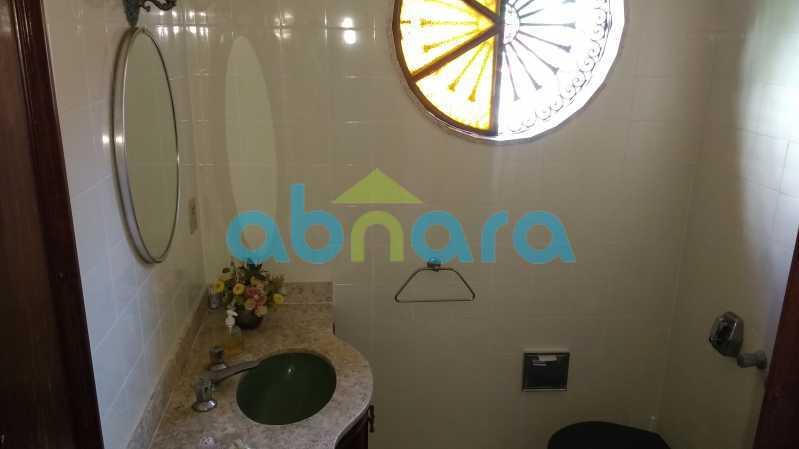 Banheiro Suíte Quatro - Gávea, Casa, Quatro Suítes, Quatro Vagas - CPCA40019 - 20