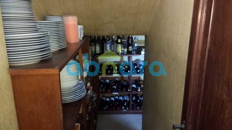 Adega e Louçaria - Gávea, Casa, Quatro Suítes, Quatro Vagas - CPCA40019 - 10