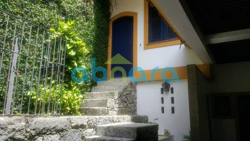 Casa do Caseiro - Gávea, Casa, Quatro Suítes, Quatro Vagas - CPCA40019 - 30