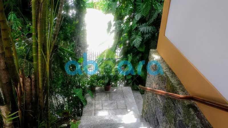 Entrada de Serviço - Gávea, Casa, Quatro Suítes, Quatro Vagas - CPCA40019 - 31