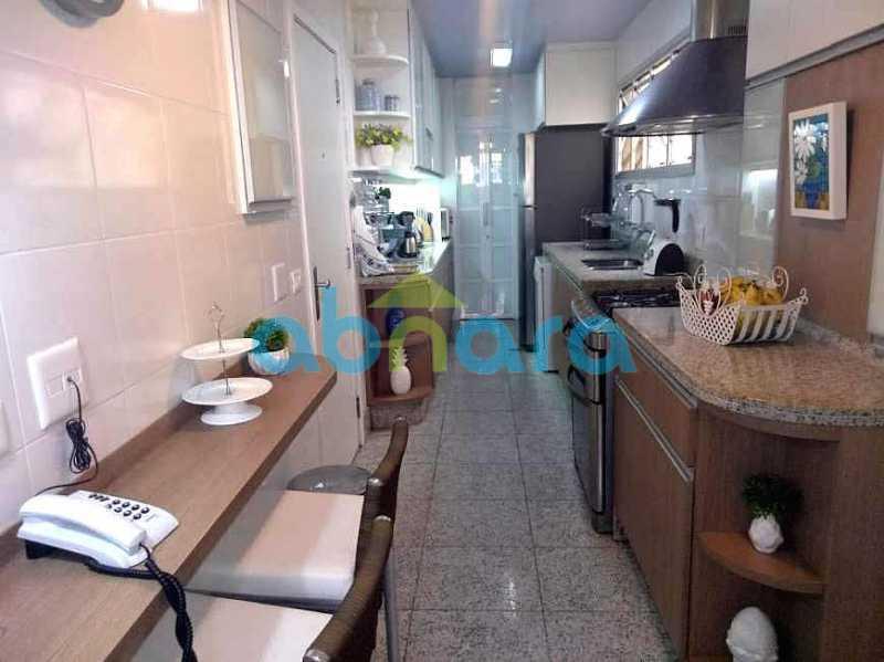 cozinha 01 - Cobertura 4 quartos à venda Copacabana, Rio de Janeiro - R$ 3.100.000 - CPCO40063 - 9