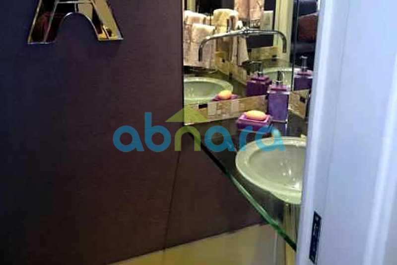 lavabo 2 002 - Cobertura 4 quartos à venda Copacabana, Rio de Janeiro - R$ 3.100.000 - CPCO40063 - 7