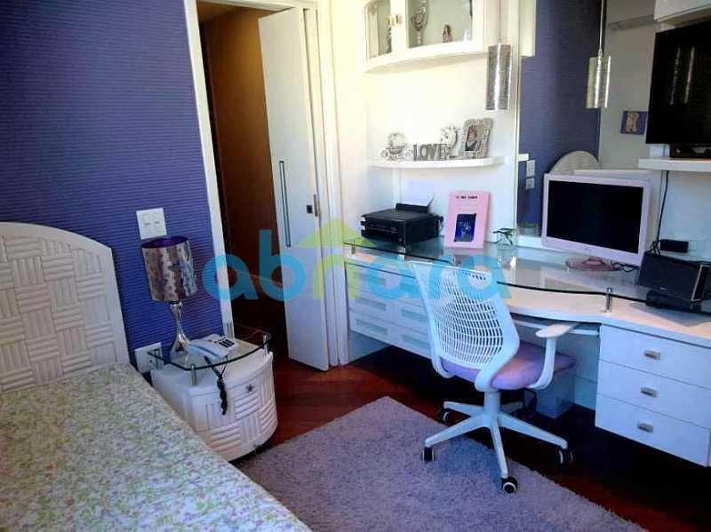 quarto 2 01 - Cobertura 4 quartos à venda Copacabana, Rio de Janeiro - R$ 3.100.000 - CPCO40063 - 15