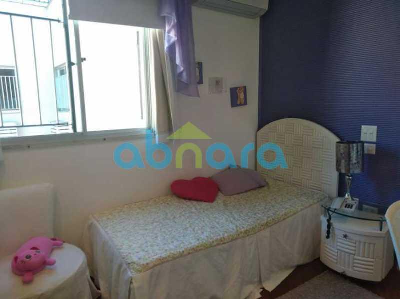 quarto 2 02 - Cobertura 4 quartos à venda Copacabana, Rio de Janeiro - R$ 3.100.000 - CPCO40063 - 16