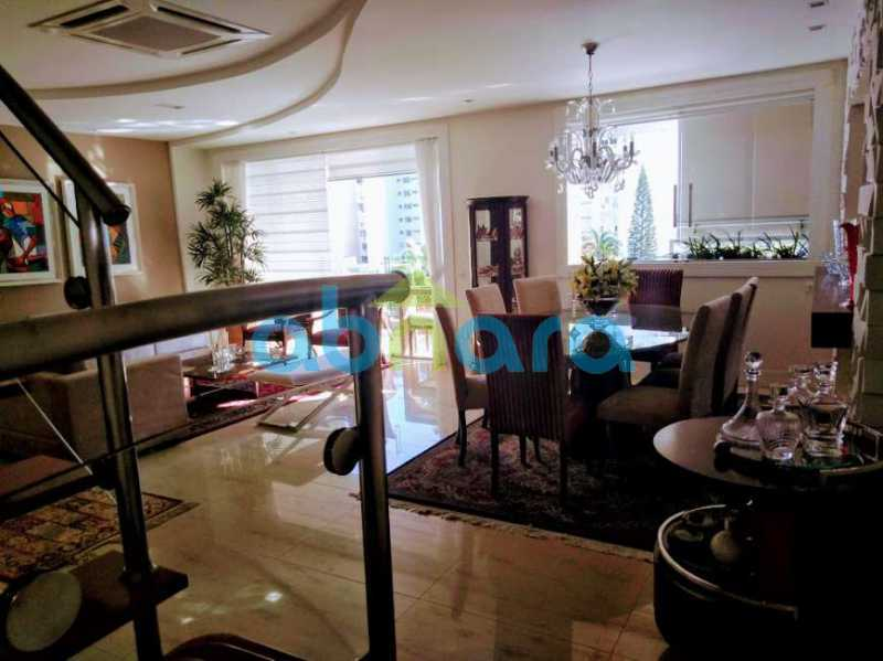 sala 002 - Cobertura 4 quartos à venda Copacabana, Rio de Janeiro - R$ 3.100.000 - CPCO40063 - 5