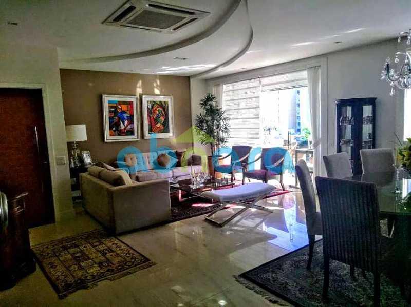 sala 004 - Cobertura 4 quartos à venda Copacabana, Rio de Janeiro - R$ 3.100.000 - CPCO40063 - 4