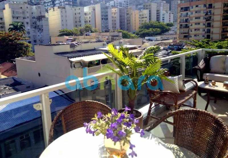vista 003 - Cobertura 4 quartos à venda Copacabana, Rio de Janeiro - R$ 3.100.000 - CPCO40063 - 21