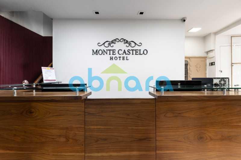 Hotel Monte Castelo-03 - Hotel na zona sul do Rio de Janeiro - CPHT430001 - 3