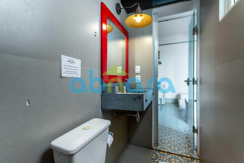 Hotel Monte Castelo-19 - Hotel na zona sul do Rio de Janeiro - CPHT430001 - 8