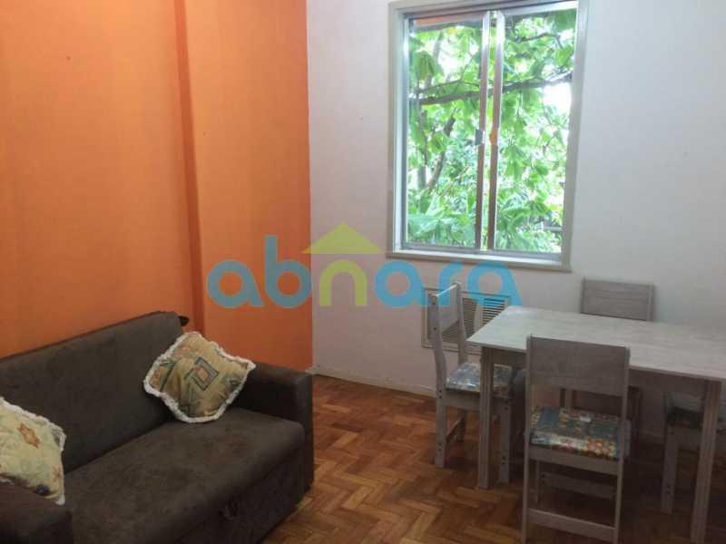 001. - Ipanema, Posto 10, Sala Quarto, Cozinha, Banheiro, Vaga Garagem - CPAP10307 - 1