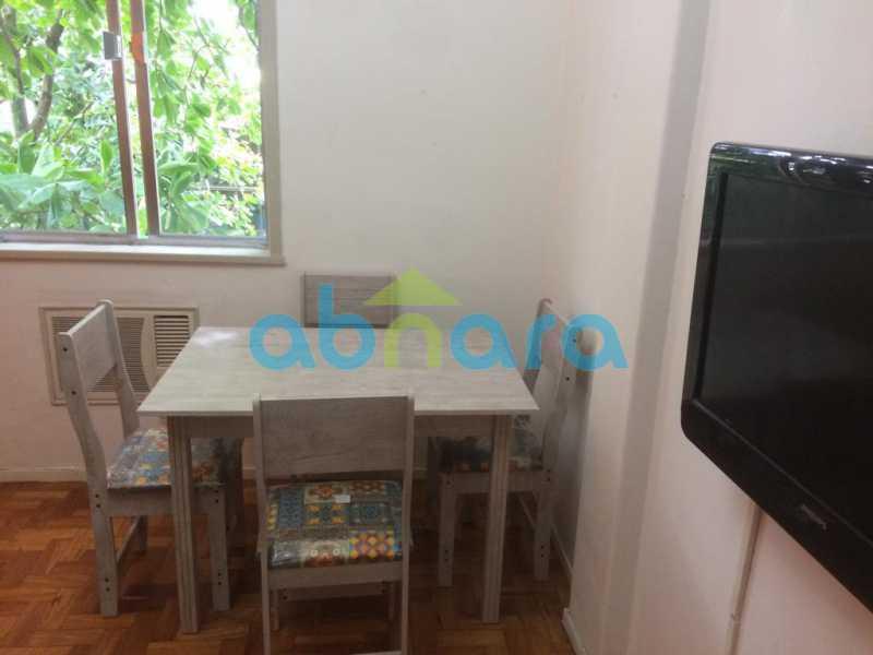 002. - Ipanema, Posto 10, Sala Quarto, Cozinha, Banheiro, Vaga Garagem - CPAP10307 - 3