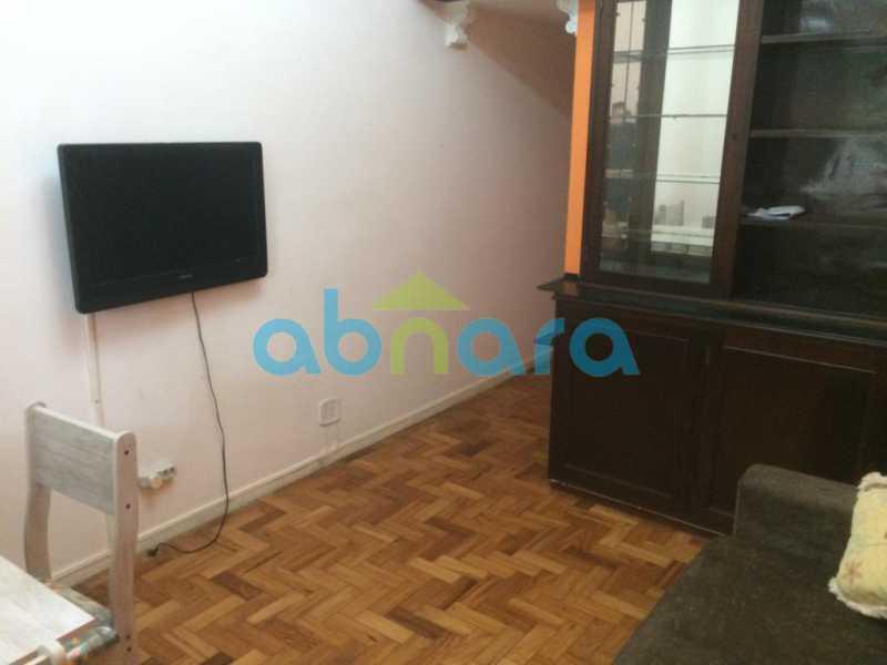 004. - Ipanema, Posto 10, Sala Quarto, Cozinha, Banheiro, Vaga Garagem - CPAP10307 - 6