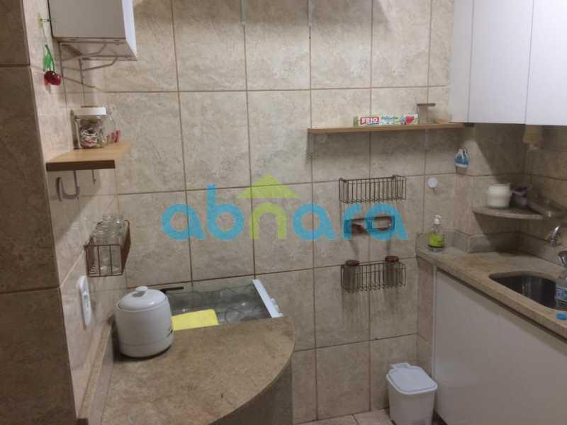 005. - Ipanema, Posto 10, Sala Quarto, Cozinha, Banheiro, Vaga Garagem - CPAP10307 - 16