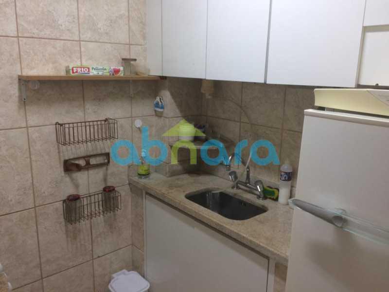 006. - Ipanema, Posto 10, Sala Quarto, Cozinha, Banheiro, Vaga Garagem - CPAP10307 - 15