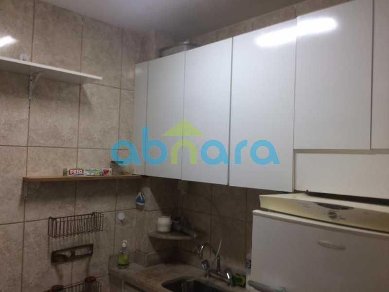 007. - Ipanema, Posto 10, Sala Quarto, Cozinha, Banheiro, Vaga Garagem - CPAP10307 - 17