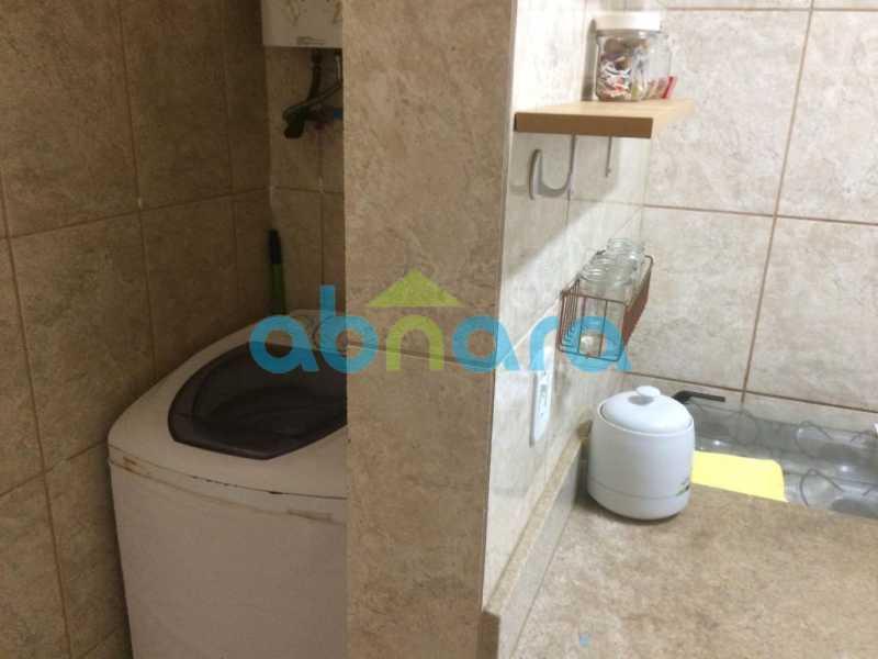 009. - Ipanema, Posto 10, Sala Quarto, Cozinha, Banheiro, Vaga Garagem - CPAP10307 - 19