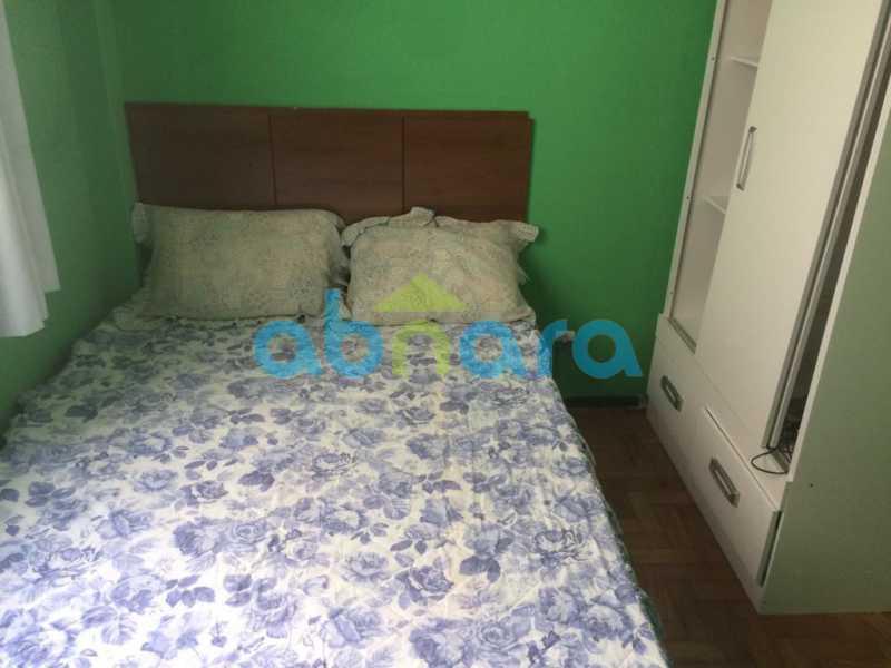 011. - Ipanema, Posto 10, Sala Quarto, Cozinha, Banheiro, Vaga Garagem - CPAP10307 - 10
