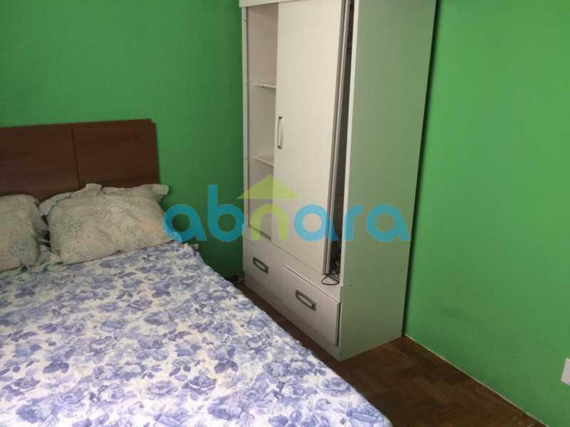 012. - Ipanema, Posto 10, Sala Quarto, Cozinha, Banheiro, Vaga Garagem - CPAP10307 - 11