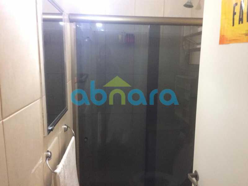 014. - Ipanema, Posto 10, Sala Quarto, Cozinha, Banheiro, Vaga Garagem - CPAP10307 - 13