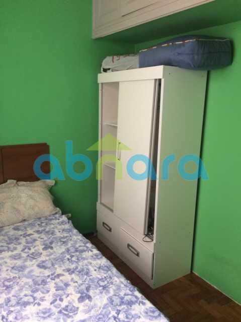 017. - Ipanema, Posto 10, Sala Quarto, Cozinha, Banheiro, Vaga Garagem - CPAP10307 - 12