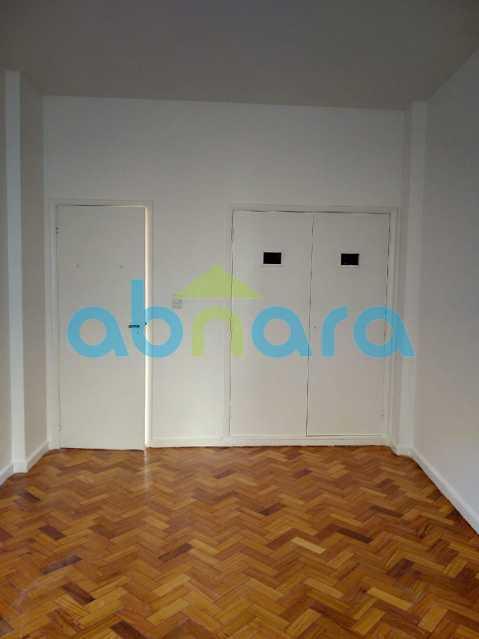 foto 1 - Excelente apartamento com 3 quartos, armários embutidos e dependências completas no Largo do Machado - CPAP30800 - 1