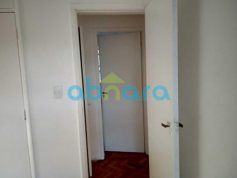 foto 3 - Excelente apartamento com 3 quartos, armários embutidos e dependências completas no Largo do Machado - CPAP30800 - 4