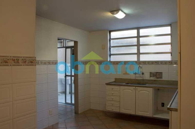 foto 20 - Casa triplex de vila, com 4 quartos sendo 2 suítes, 2 vagas, churrasqueira e piscina, em rua tranquila de Botafogo. - CPCA40025 - 17