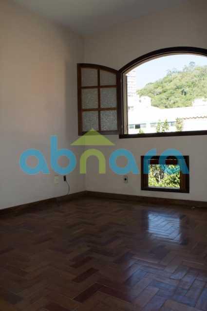 foto 15 - Casa triplex de vila, com 4 quartos sendo 2 suítes, 2 vagas, churrasqueira e piscina, em rua tranquila de Botafogo. - CPCA40025 - 4
