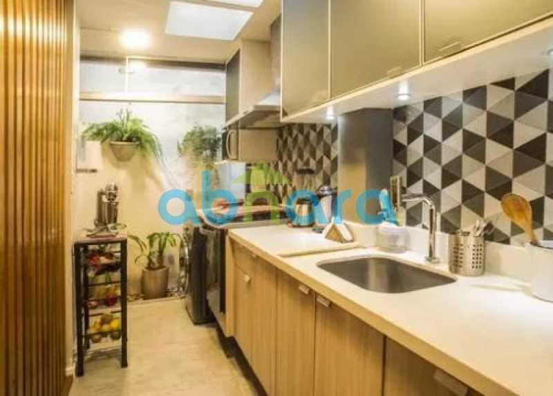 foto 4 - Excelente apartamento estilo casa com 2 quartos todo reformado próximo a entrada do Jardim Botânico e ao Polo Gastronômico do bairro. - CPAP20519 - 8