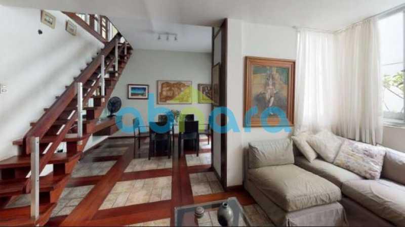 foto 4 - Linda cobertura duplex com 4 quartos em Ipanema, espaçosa e bem dividida, com uma vaga na escritura, perto da lagoa e da praia de Ipanema. - CPCO40070 - 3