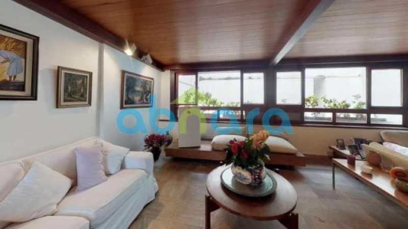 foto 5 - Linda cobertura duplex com 4 quartos em Ipanema, espaçosa e bem dividida, com uma vaga na escritura, perto da lagoa e da praia de Ipanema. - CPCO40070 - 4