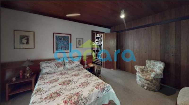 foto 7 - Linda cobertura duplex com 4 quartos em Ipanema, espaçosa e bem dividida, com uma vaga na escritura, perto da lagoa e da praia de Ipanema. - CPCO40070 - 5